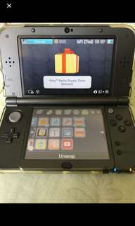 W/ Freebies!! Nintendo New 3DS XL