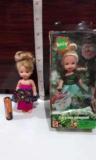2 Kelly Dolls