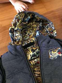 Kenzo Kids Tiger Jacket 🐅😍 sz 4