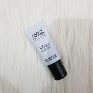 Make up for ever step 1 hydrating primer