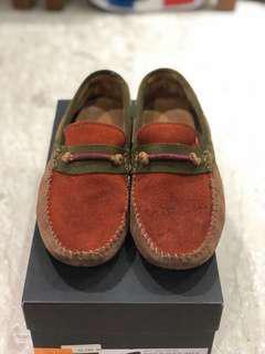 🚚 ZARA Boat Shoes Slip on