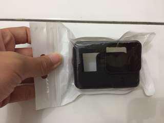 Silicon case gopro hero 5 with lens cap