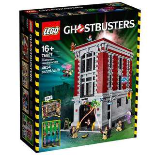 LEGO 75827 Ghostbusters Firehouse Headquarters
