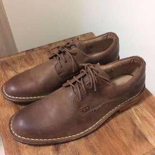 🆕智利品牌RKF 男/真皮紳士鞋 皮鞋