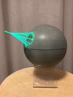 Star Wars Death Star light up