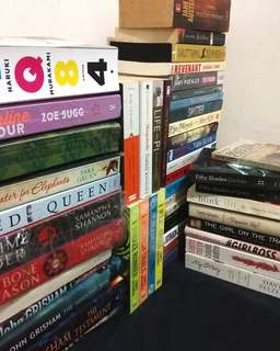 Imported books for sale