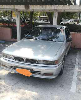 1992 Mitsubishi Galant 1.8 SOHC Super Saloon MPI Electronic Controlled Injection MT