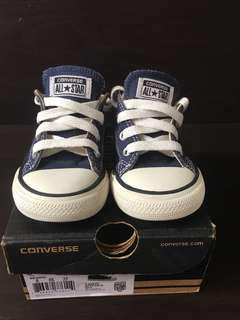 Converse All Star Toddler Shoes USA 6