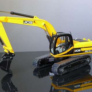 Brand new 1:50 JCB JS210 LC Excavator Diecast construction model