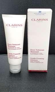 Clarins 潔面泡沫 (中或混合性膚質) 125ml
