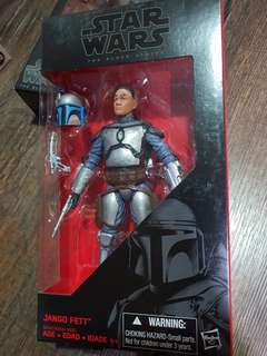 Star Wars Black Series 6 Inch  Jango Fett
