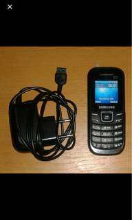 Samsung GT E1205 (senter)
