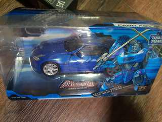 Alternity Transformers Nissan Fairlady Z Megatron