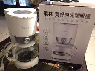 🚚 歌林咖啡機(全新)