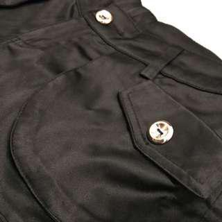 Black booty shorts #mmar18
