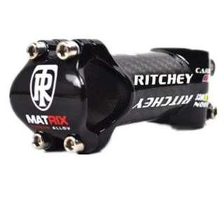 Richey matrix carbon alloy stem plate