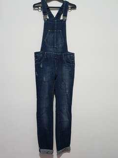 Jumpsuit/dungaree jeans