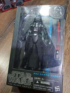 Star Wars Black Series 6 Inch Darth Vader