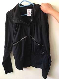 Adidas 黑色外套 運動 休閒 Black Jacket coat sportswear
