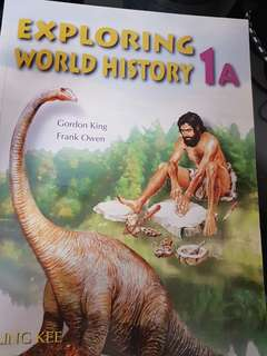 Exploring world history 1A