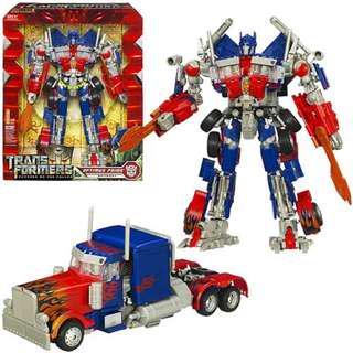 Hasbro Leader Class Optimus Prime (Takara Tomy Wei Jiang TFC Maketoys Fans Toys)
