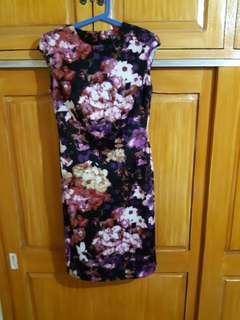 Authentic Original Ralph Lauren Floral Dress