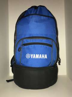 Yamaha Motorcycle Backpack with Cooler