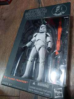 Star Wars Black Series 6 Inch Clone Trooper