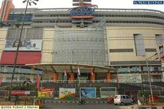 Kios roxy square