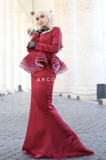 Arco.My Diore Peplum Like New