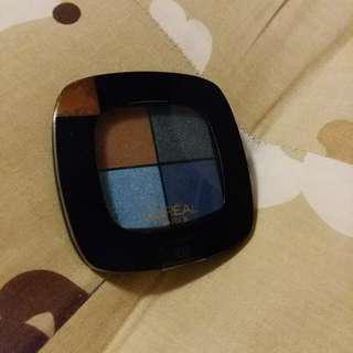 L'OREAL PARIS color riche pocket palette eye shadow