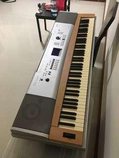 Yamaha Keyboard Dgx 630