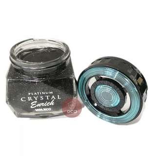waxco crystal platinum enrich shine