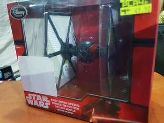 Star Wars Die Cast First Order Tie Fighter