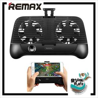 REMAX RT-EM01 Mobile Phone Cooling Stand Gamepad Holder