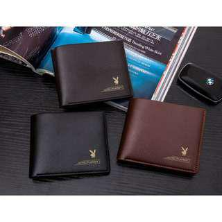 (Ready Stock) Male Boy Thin Wallet
