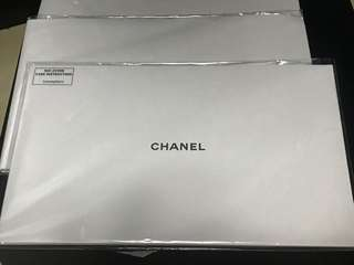 Authentic Chanel Care Card for Bags