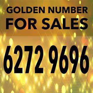 Auspicious Golden Number for sales