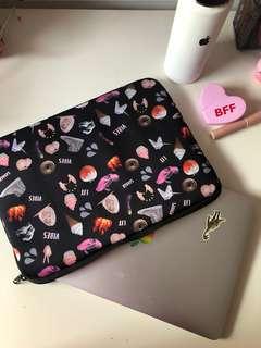 Exclusive KIMOJI laptop bag