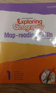 Exploring Geography Map-reading skills 1(second edition)