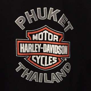 Harley Davidson - Phuket Thailand t shirt