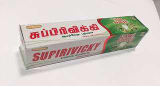 🚚 天然牙膏(斯里蘭卡)