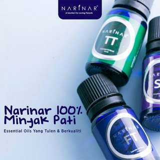 Narinar TSeries - Essential Oil