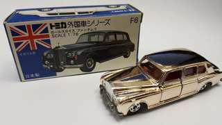 Tomica Rolls Royce F6