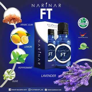 Narinar Flutherapy (FT) - Essential Oil