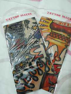 Arm Sleeve - Cool Temporary Fake Tattoo - Arm stocking - Man and Woman