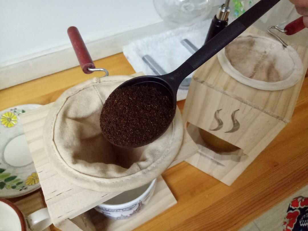 手衝咖啡架