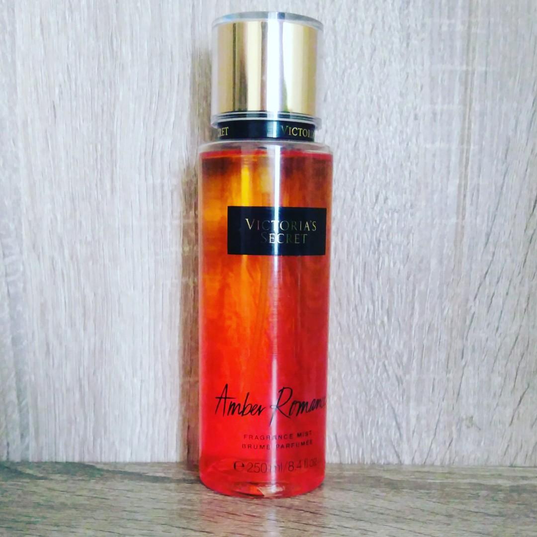 d78fd02ce7 💯% Authentic Victoria s Secret Amber Romance Fragrance Mist 250ml ...