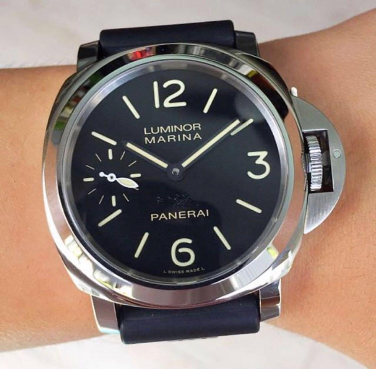 Sold Sg Edition Panerai Pam432 Luxury Watches On Carousell