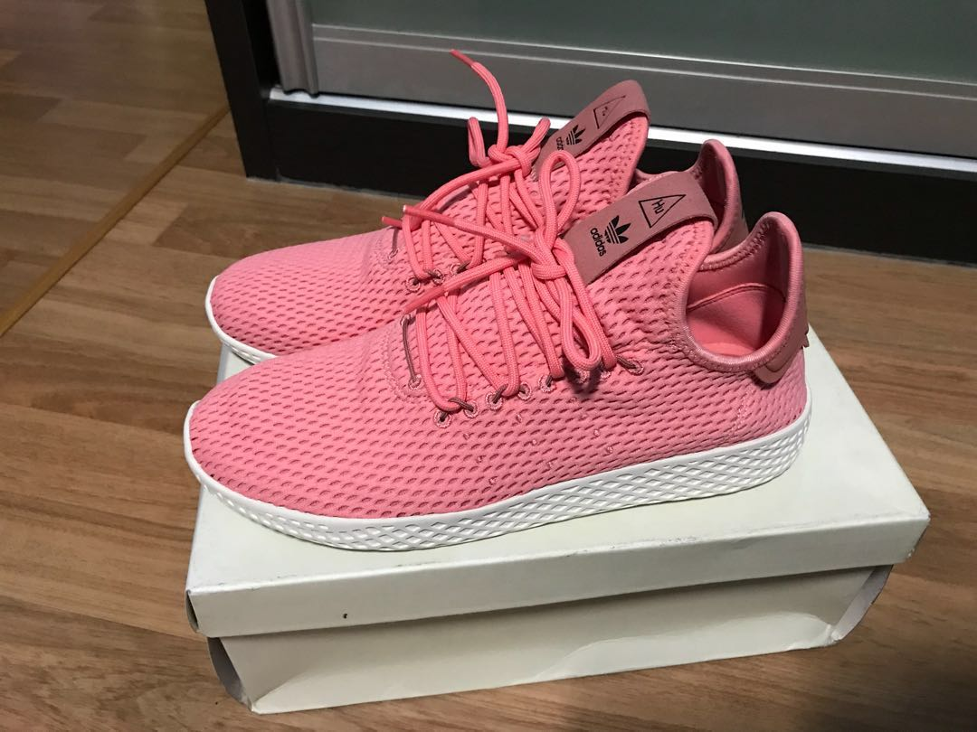 d51e1482618b Adidas Originals Pharrell Williams Tennis Hu sneakers